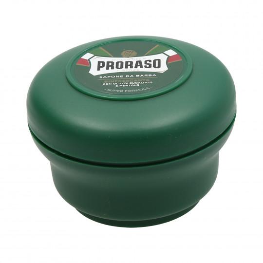 PRORASO GREEN Erfrischende Rasierseife 150ml