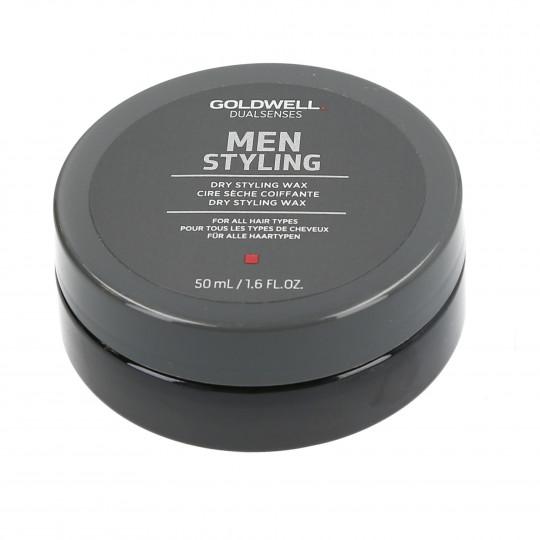 GOLDWELL DUALSENSES MEN Trockenwachs für Haarstyling 50ml