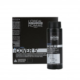 L'Oreal Professionnel Homme Cover 5' Haarfarbe (7) 50 ml x 3