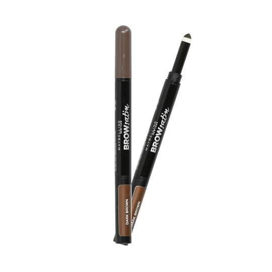 MAYBELLINE BROW Satin Duo Pencil Zweiseitiger Augenbrauenstift