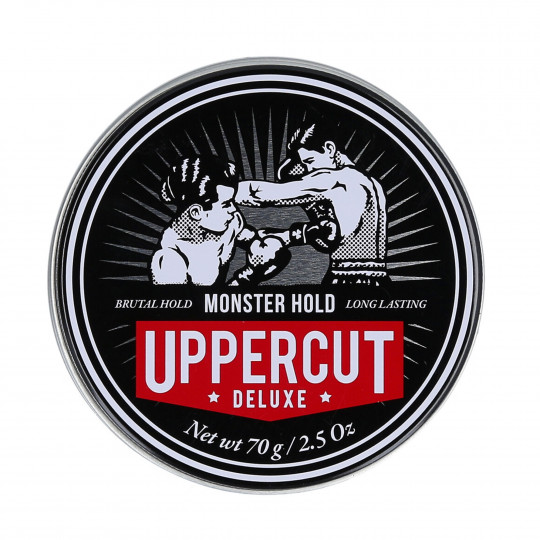 UPPERCUT DELUXE MONSTER HOLD HAIR WAX Sehr starkes Haarstylingwachs 70g